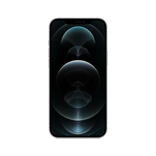 Apple iPhone 12 Pro Max 17 cm (6.7 Zoll) Dual-SIM iOS 14 5G 128 GB Silber (Silber)