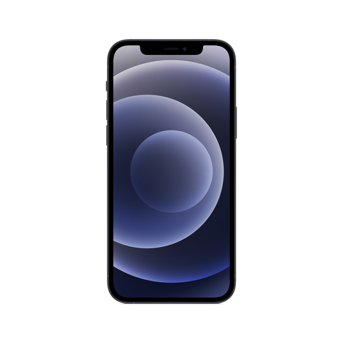 Apple iPhone 12 15,5 cm (6.1 Zoll) Dual-SIM iOS 14 5G 64 GB Schwarz (Schwarz)