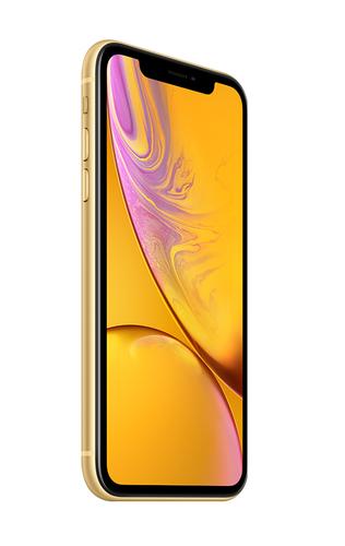 Apple iPhone XR 15,5 cm (6.1 Zoll) Dual-SIM iOS 14 4G 64 GB Gelb (Gelb)