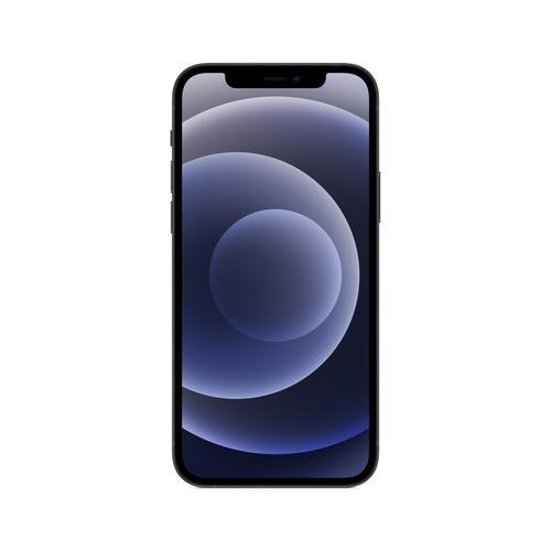 Apple iPhone 12 15,5 cm (6.1 Zoll) Dual-SIM iOS 14 5G 128 GB Schwarz (Schwarz)
