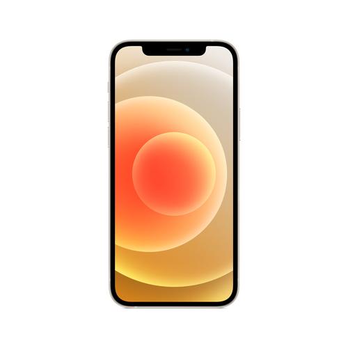 Apple iPhone 12 15,5 cm (6.1 Zoll) Dual-SIM iOS 14 5G 128 GB Weiß (Weiß)