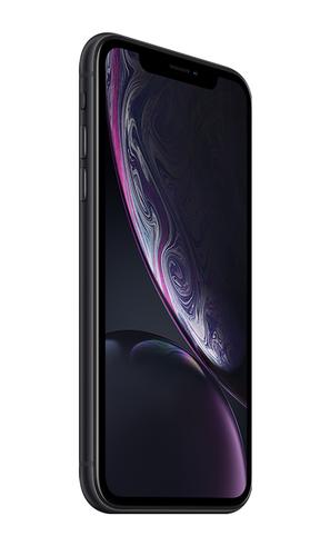 Apple iPhone XR 15,5 cm (6.1 Zoll) Dual-SIM iOS 14 4G 128 GB Schwarz (Schwarz)