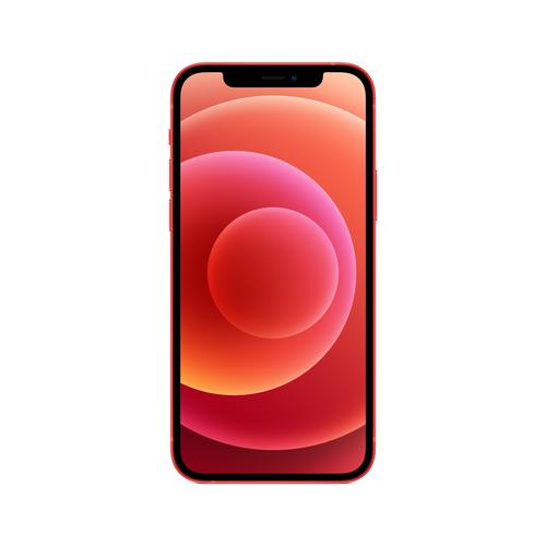 Apple iPhone 12 15,5 cm (6.1 Zoll) Dual-SIM iOS 14 5G 256 GB Rot (Rot)
