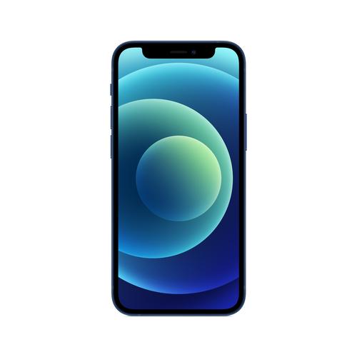 Apple iPhone 12 mini 13,7 cm (5.4 Zoll) Dual-SIM iOS 14 5G 64 GB Blau (Blau)