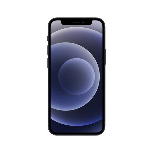 Apple iPhone 12 mini 13,7 cm (5.4 Zoll) Dual-SIM iOS 14 5G 256 GB Schwarz (Schwarz)