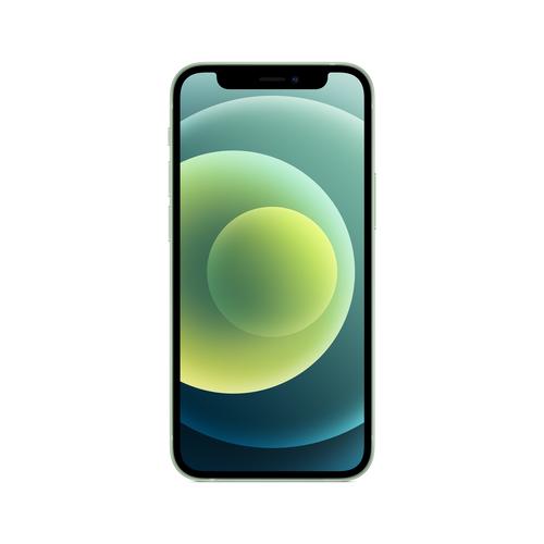 Apple iPhone 12 mini 13,7 cm (5.4 Zoll) Dual-SIM iOS 14 5G 256 GB Grün (Grün)