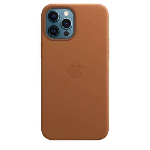 Apple MHKL3ZM/A Handy-Schutzhülle 17 cm (6.7 Zoll) Cover Braun (Braun)