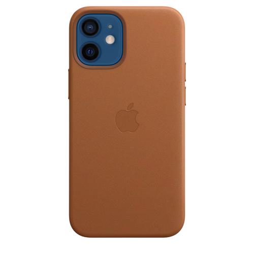 Apple MHK93ZM/A Handy-Schutzhülle 13,7 cm (5.4 Zoll) Cover Braun (Braun)