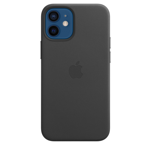 Apple MHKA3ZM/A Handy-Schutzhülle 13,7 cm (5.4 Zoll) Cover Schwarz (Schwarz)