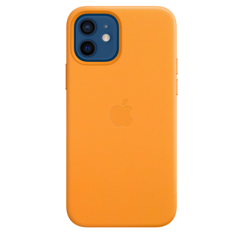 Apple MHKC3ZM/A Handy-Schutzhülle 15,5 cm (6.1 Zoll) Cover Orange (Orange)