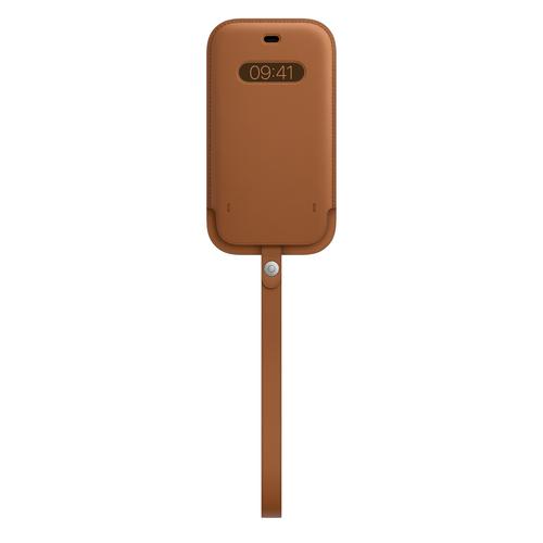 Apple MHYC3ZM/A Handy-Schutzhülle 15,5 cm (6.1 Zoll) Braun (Braun)