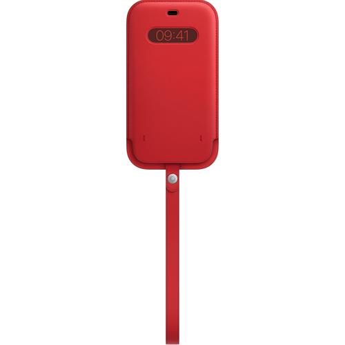 Apple MHYJ3ZM/A Handy-Schutzhülle 17 cm (6.7 Zoll) Rot (Rot)