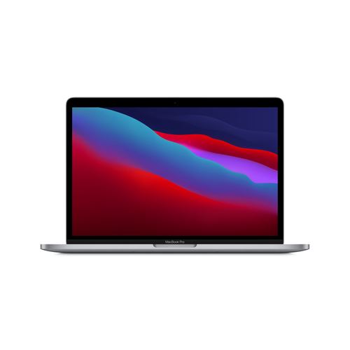 Apple MacBook Pro Notebook 33,8 cm (13.3 Zoll) 2560 x 1600 Pixel Apple M 8 GB 256 GB SSD Wi-Fi 6 (802.11ax) macOS Big Sur Grau (Grau)