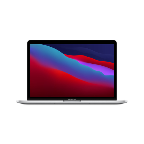 Apple MacBook Pro Notebook 33,8 cm (13.3 Zoll) 2560 x 1600 Pixel Apple M 8 GB 512 GB SSD Wi-Fi 6 (802.11ax) macOS Big Sur Silber (Silber)