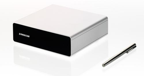 Freecom Quattro 3.0 2TB (Schwarz, Silber)