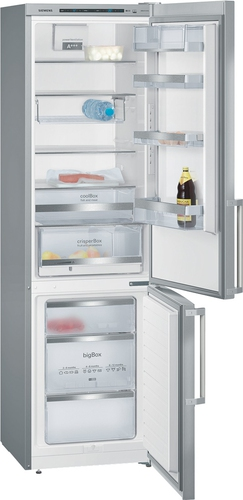 Siemens KG39EAI40 Kühl-Gefrierschrank (Silber)