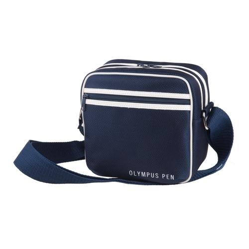 Olympus PEN Street Case M (Blau, Weiß)