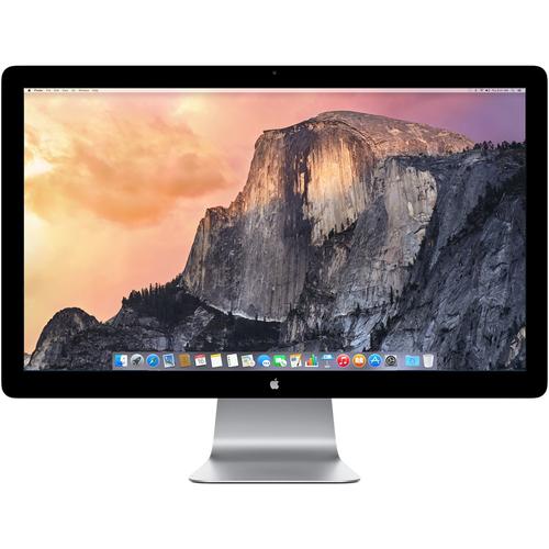 """Apple Thunderbolt Display 27"""" 27"""" Schwarz, Weiß (Schwarz, Weiß)"""