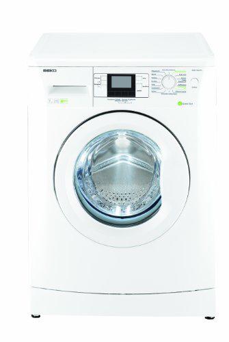Beko WMB 71643 PTE Freistehend Frontlader 7kg 1600RPM A+++ Weiß Waschmaschine (Weiß)
