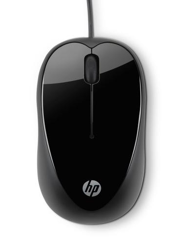 HP X1000 Maus (Schwarz)