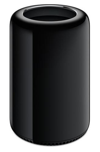Apple Mac Pro 3.7GHz E5-1620V2 Desktop Schwarz Arbeitsstation (Schwarz)