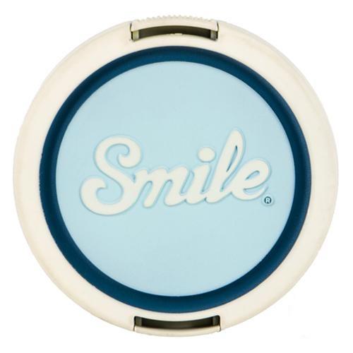 Smile Atomic Age Digitalkamera 67mm Blau, Weiß Objektivdeckel (Blau, Weiß)