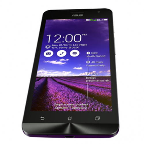 ASUS ZenFone 5 A500KL 4G 16GB Violett (Violett)