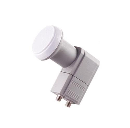 Schwaiger LNB2 Rauscharmer Signalumsetzer 11,70 - 12,75 GHz Grau (Grau)