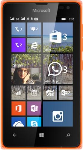 Microsoft Lumia 532 Dual Sim 8GB Orange (Orange)