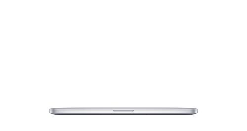 """Apple MacBook Pro Retina 15"""" 2.5GHz 15.4Zoll 2880 x 1800Pixel Silber (Silber)"""