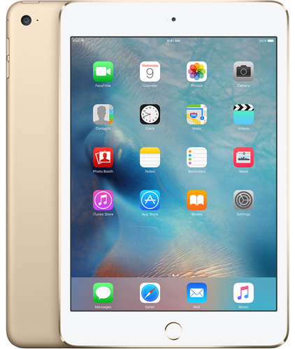 Apple iPad mini 4 16GB Gold (Gold)
