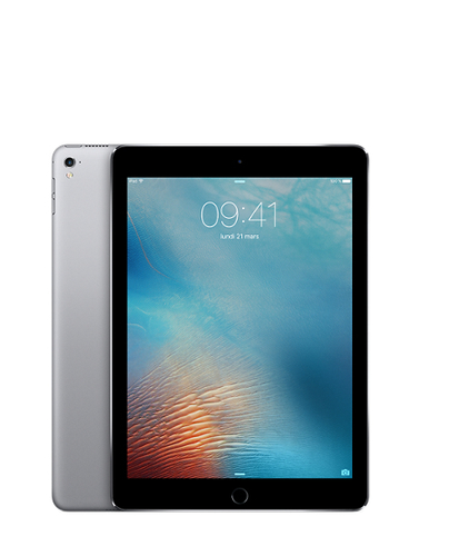 Apple iPad Pro 128GB Grau (Grau)
