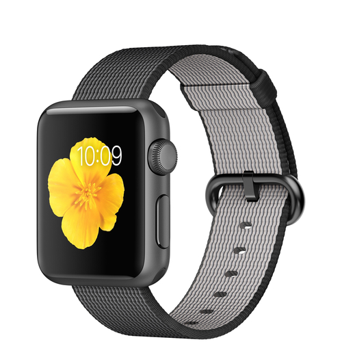 Apple Watch Sport (Schwarz, Grau)