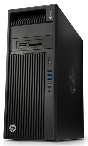 HP Z Z440 Workstation (Schwarz)