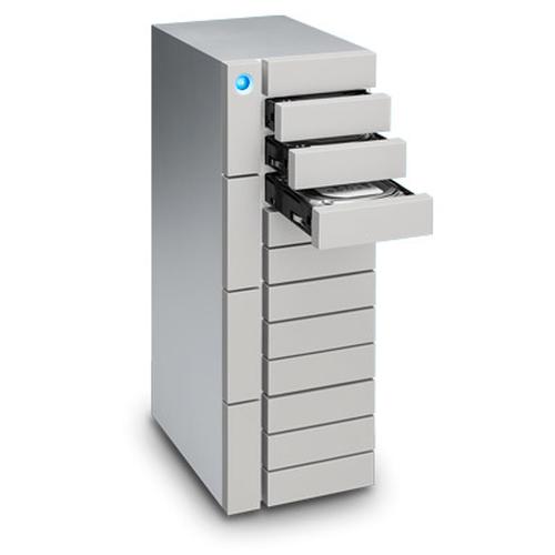 LaCie 96TB 12big Thunderbolt 3 96000GB Thunderbolt 3 Desktop Silber (Silber)