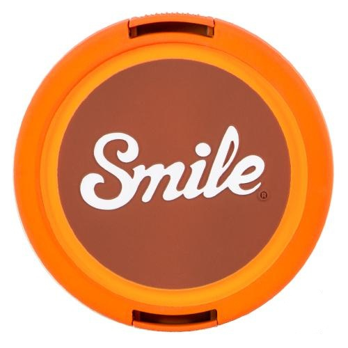 Smile 70's Home Digitalkamera 58mm Orange Objektivdeckel (Orange)