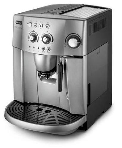DeLonghi ESAM 4200.S Pad-Kaffeemaschine 1.8l 14Tassen Silber Kaffeemaschine (Silber)