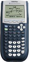 Texas Instruments TI-84 Plus (Blau, Silber)