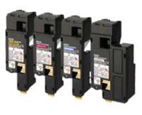 Epson AL-C1700/C1750/CX17-Serie – großvolumige Tonerkassette Black, 2k