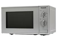 Panasonic NN-K121M Mikrowelle (Silber)