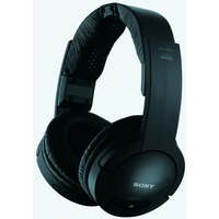 Sony MDR-RF865RK Kopfhörer (Schwarz)