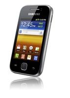 Samsung Galaxy Y GT-S5360 (Grau, Metallisch)