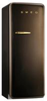 Smeg FAB28RCG1 Kombi-Kühlschrank (Schokolade)