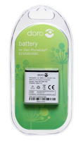 Doro 380155 Lithium-Ion 1000mAh 3.7V Wiederaufladbare Batterie