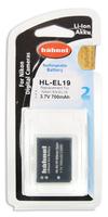 Hahnel HL-EL19 (Schwarz)
