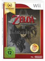 Nintendo The Legend of Zelda: Twilight Princess