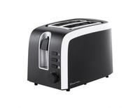 Russell Hobbs 18535-56 Toaster (Schwarz, Weiß)