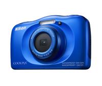 Nikon COOLPIX S33 (Blau)