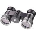 Bresser Optics 30-10600 Opernglas (Schwarz, Silber)