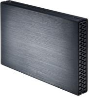 Revoltec Alu-Line III EX207 USB (Schwarz)
